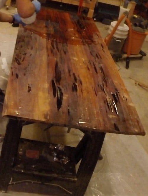 epoxy flood coat