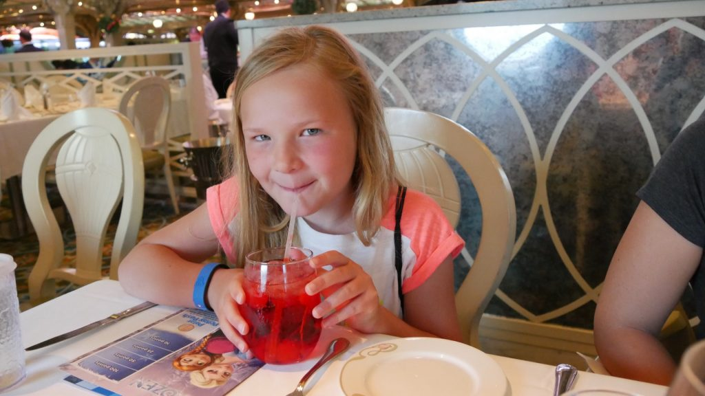 Disney Fantasy Cruise Tips Dining