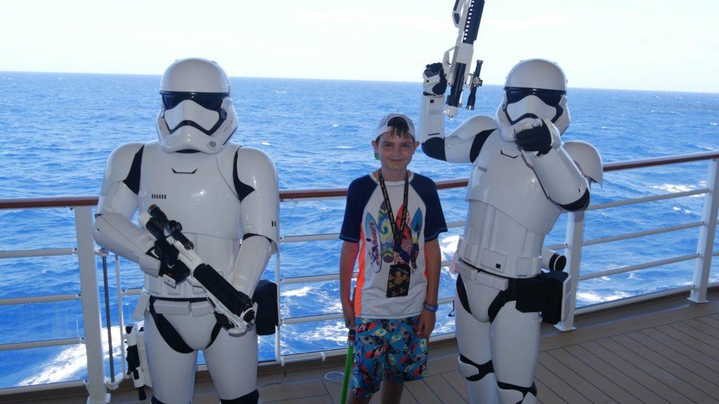 Disney Fantasy Cruise Tips Star Wars Day At Sea