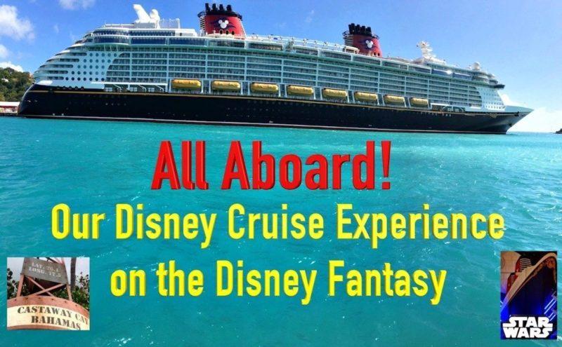 Disney Cruise Experience