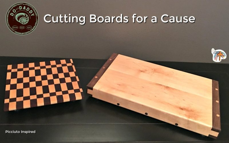 Cutting Boards for a Cause