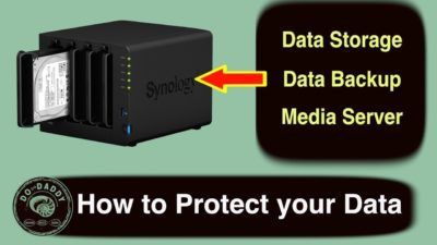 Home Data Backup Solution