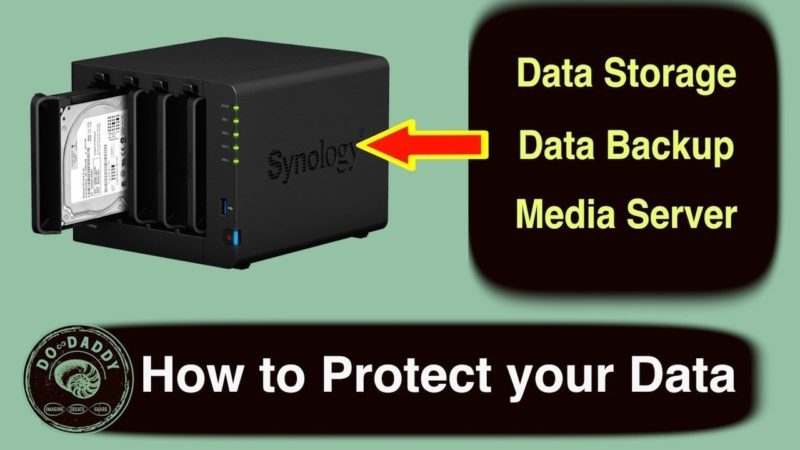 Home Data Backup Solution