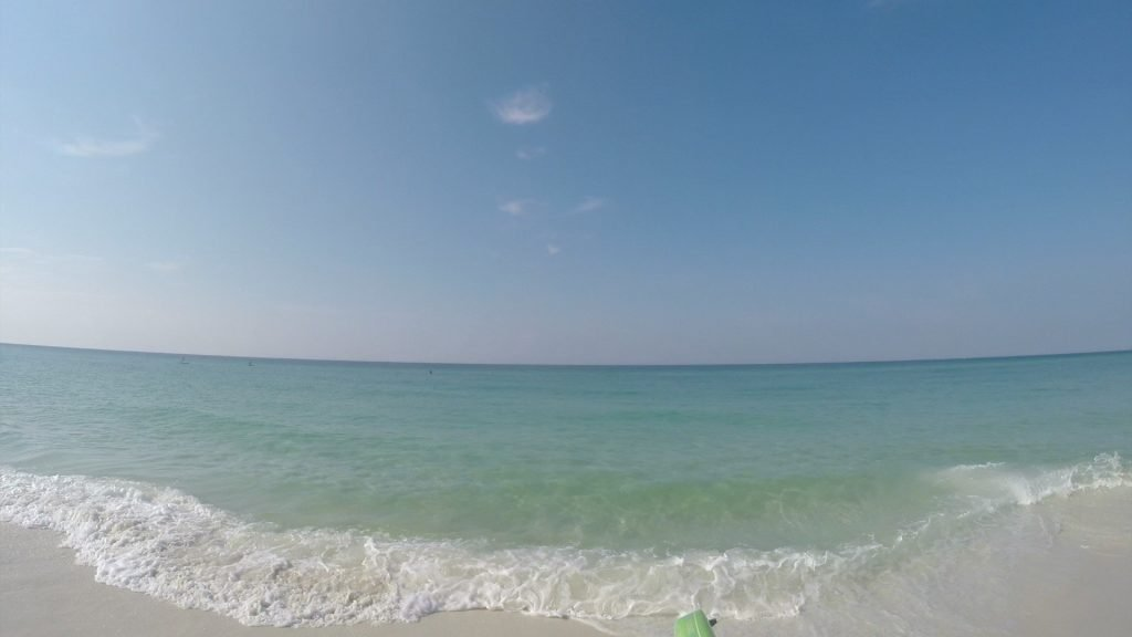 Paddle Boarding in Destin Florida - Morning Calm