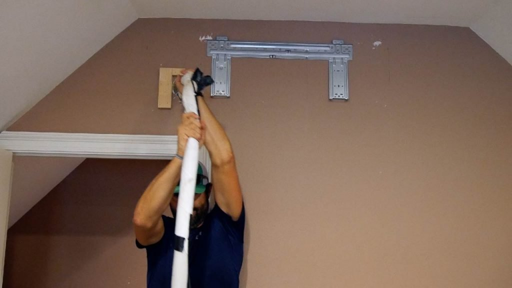 MRCOOL DIY Ductless Mini Split - Finish Pulling - 12