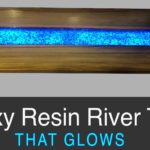 How to Make an Epoxy Resin River Table