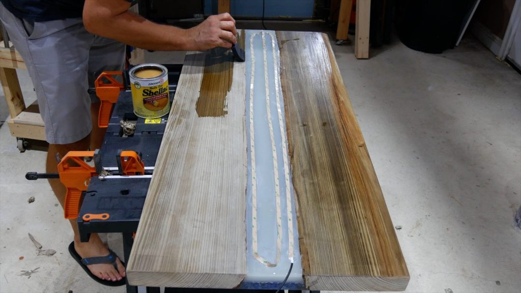 Table Top Finish