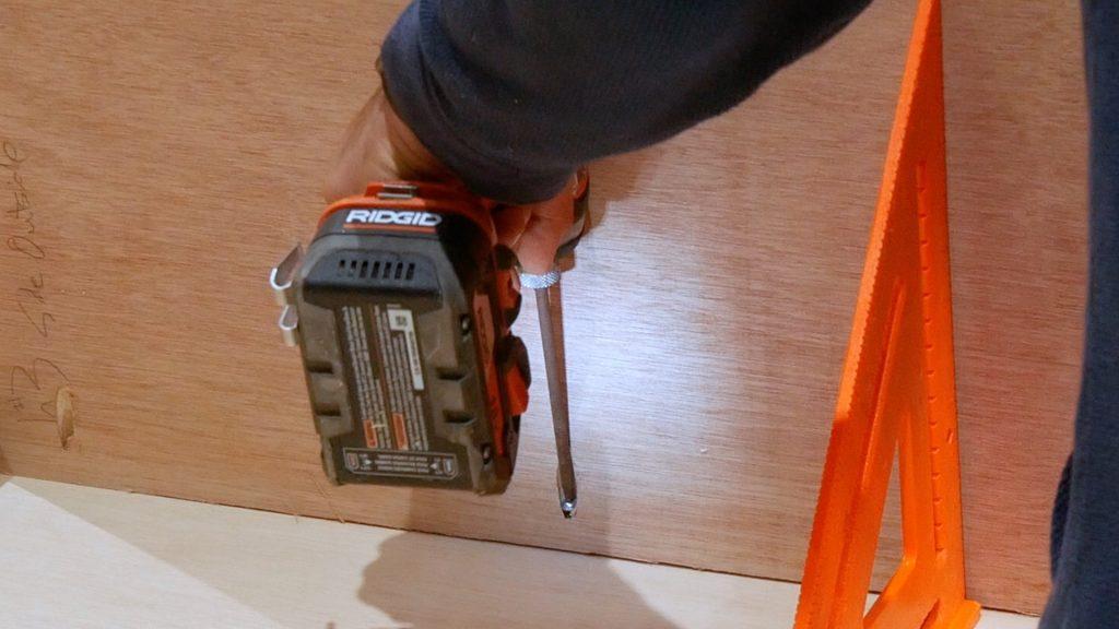 DIY Custom Built In Cabinets Pocket Holes Screws