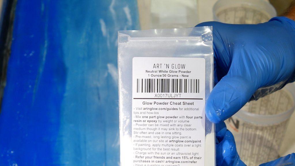 Resin Glow Powder
