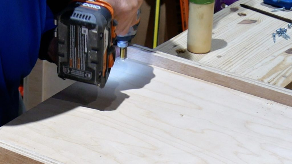 DIY Base Cabinet with Drawers_Flat
