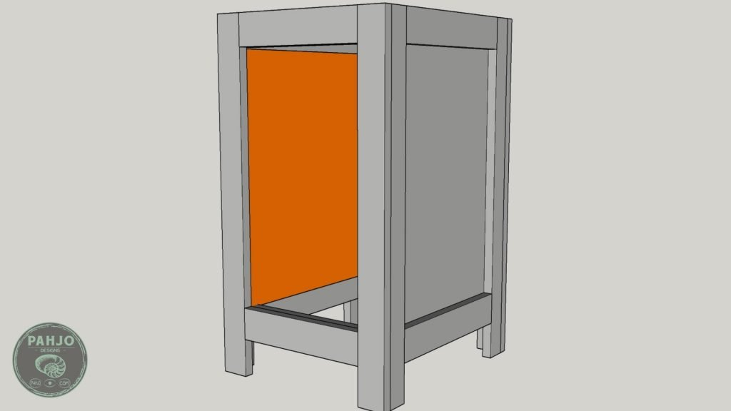 DIY Base Cabinet with Drawers_23