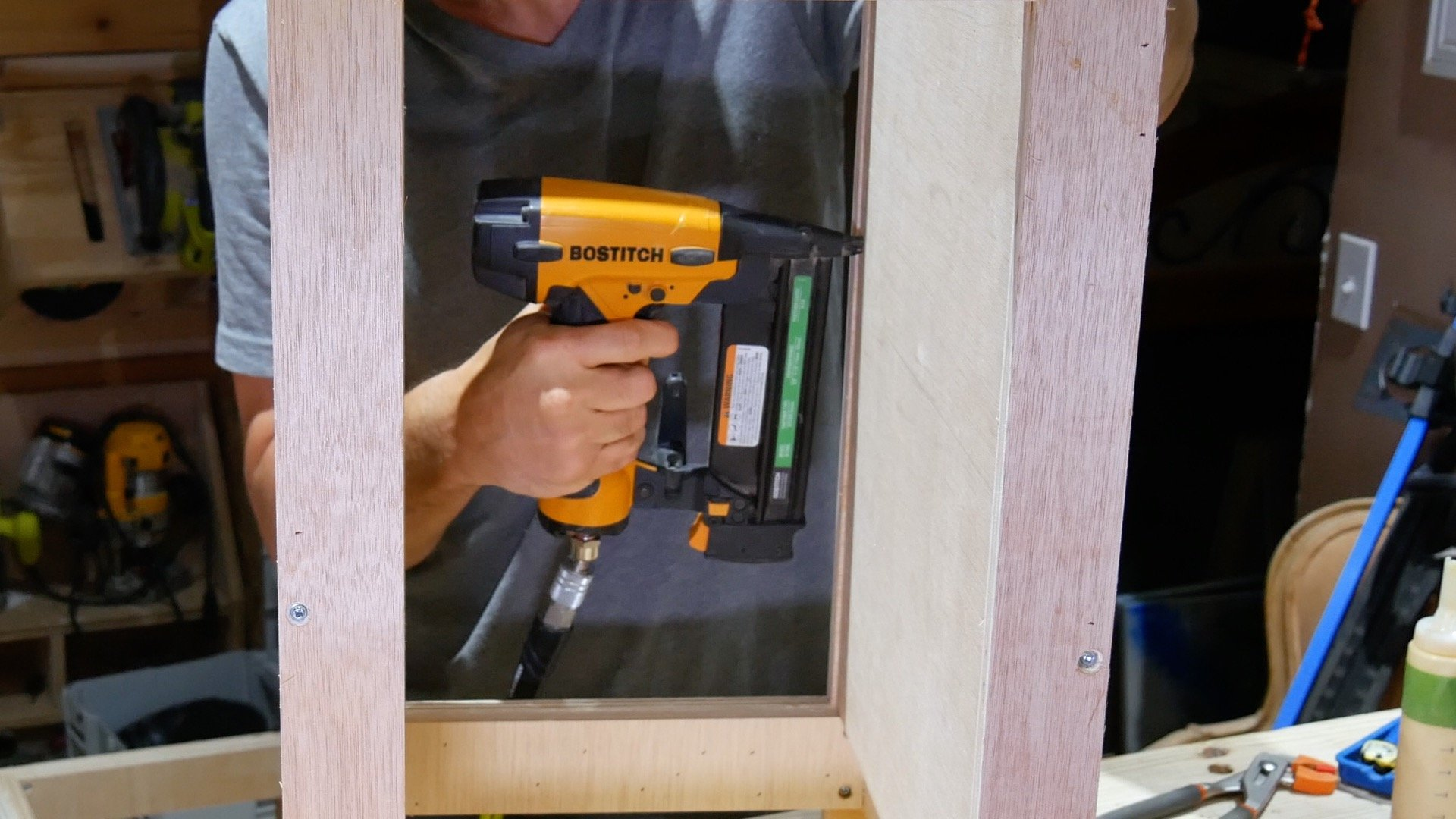 DIY Base Cabinet with Drawers_25