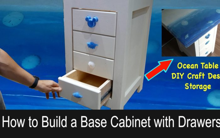 DIY Base Cabinet with Drawers - Thumbnail - v5