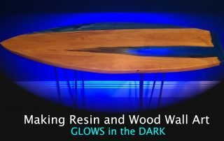 How to Make Resin and Wood Wall Art that Glows - Thumbnail 2