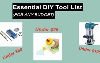 Essential DIY Tools for any Budget
