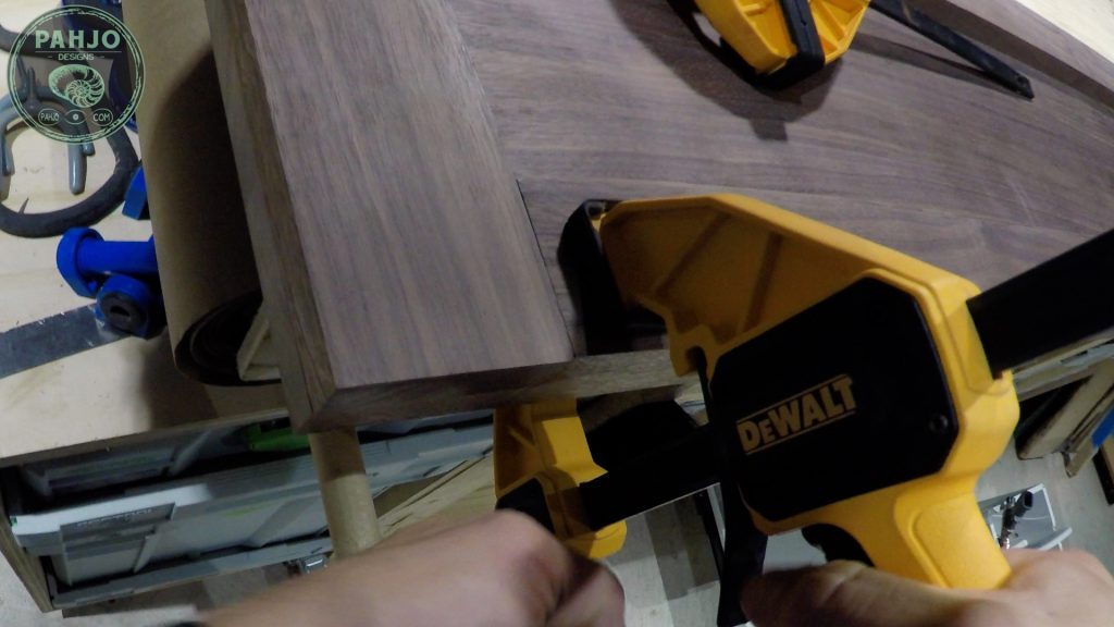 How To Build DIY Double Sliding Barn Door Clamp Stile and Rail