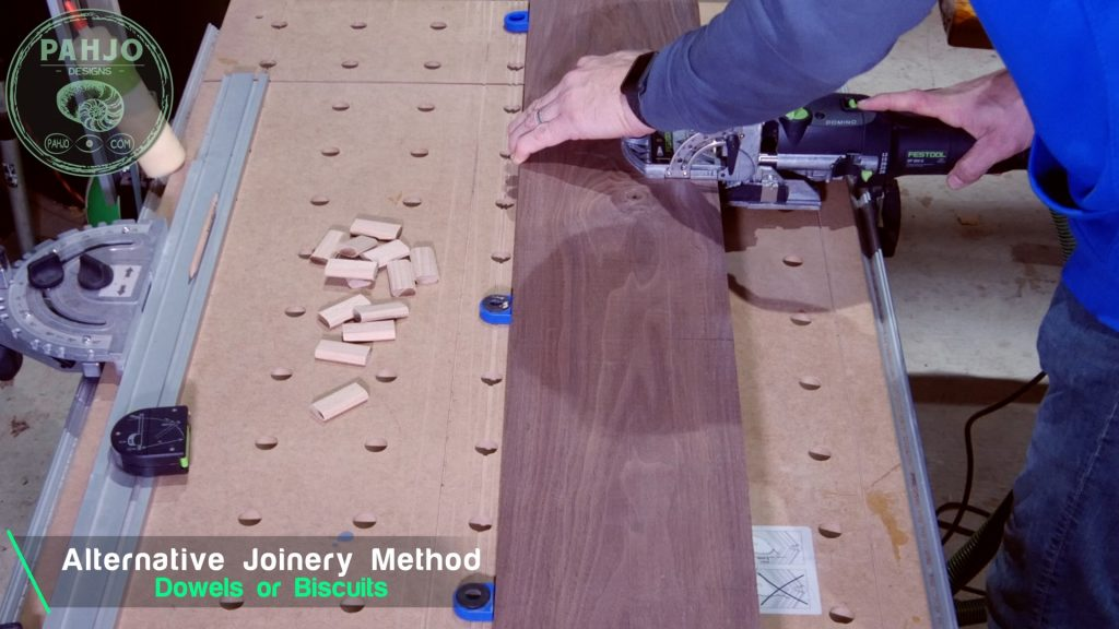 DIY Walnut Dining Table (Step-by-Step) - Pahjo Designs