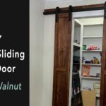 How to Build DIY Double Sliding Barn Doors