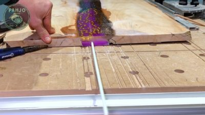 Use Tube to Embed Objects in Resin