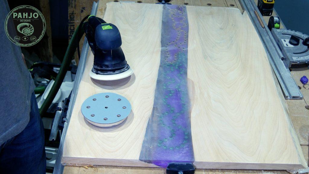 Best Resin Sanding Technique