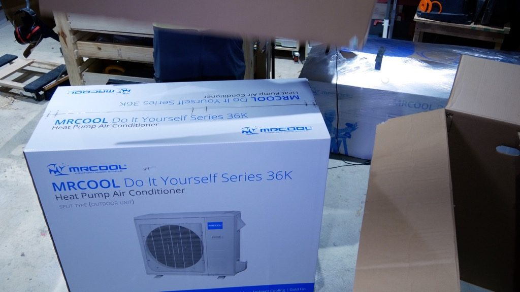 MRCOOL DIY 36K Ductless Mini Split