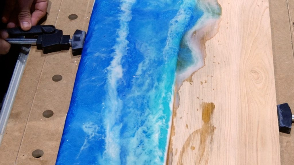 sanding on festool mft3 table