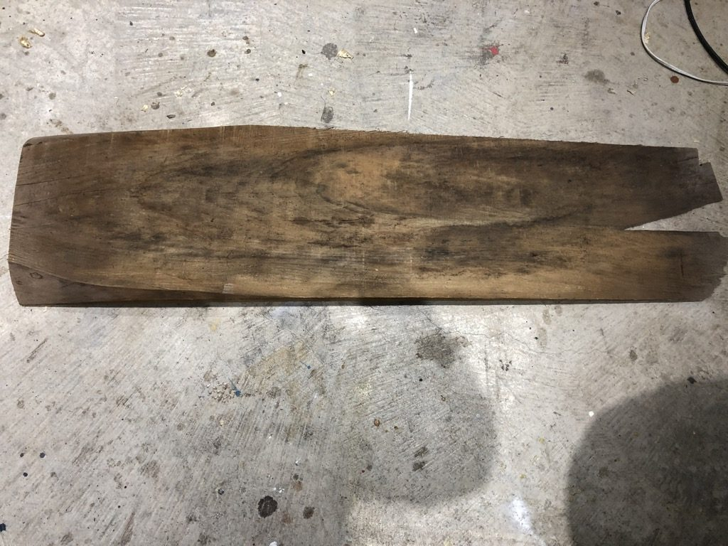 Reclaimed Cypress Wood