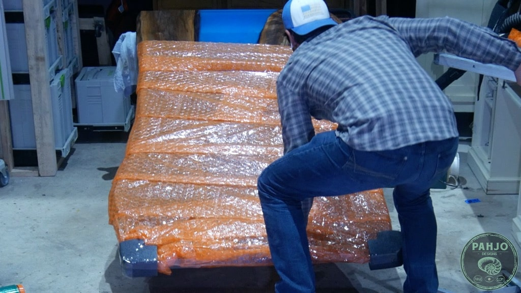how to pack furniture for shipping
