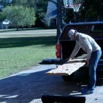 hitch mount truck bed extender
