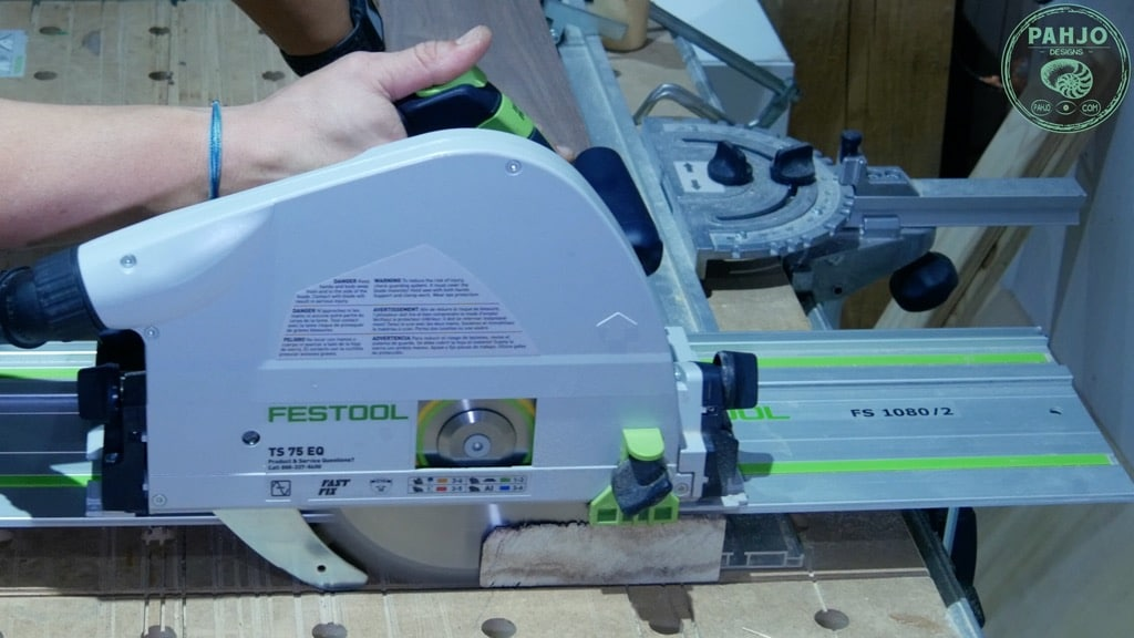 square ends festool mft3 and ts75
