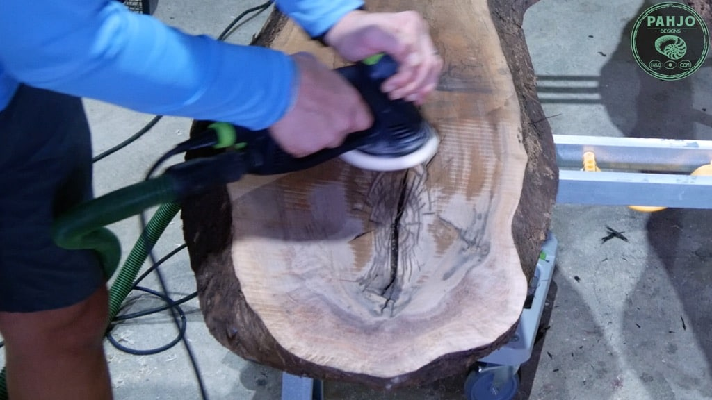Swirl Free Sanding Technique